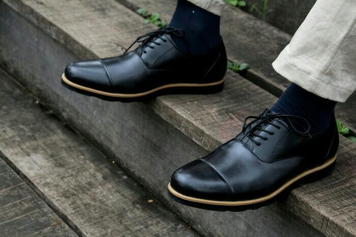 5 Jenis Sepatu Formal Pria Terbaik versi Shoes and Care