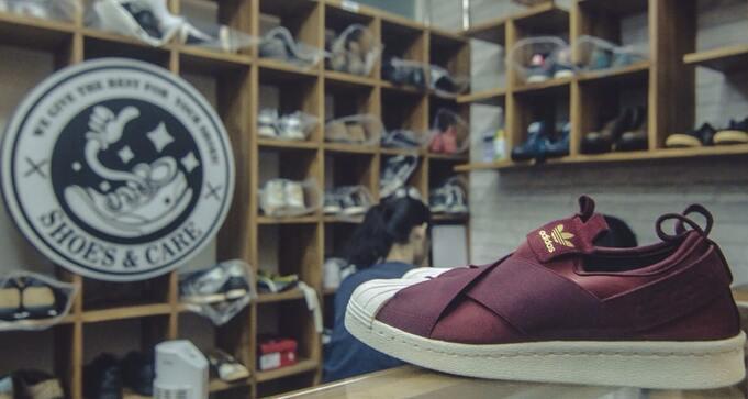 Mengenal Shoes and Care Bintaro